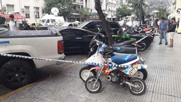 AUDIO: Cayó una banda e investigan vínculos con la mafia italiana