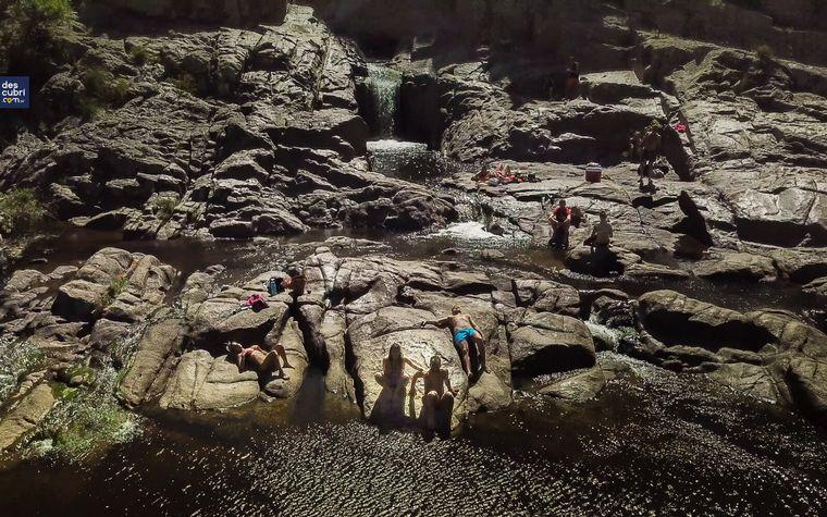 FOTO: Cascada de Olaén