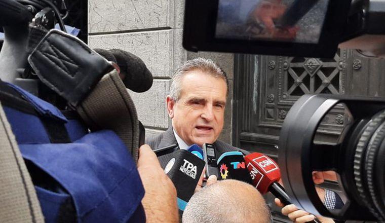 Agustín Rossi confirmó que volverá a ser ministro de Defensa
