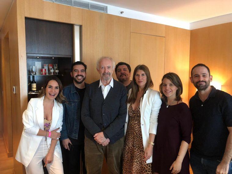 AUDIO: Jonathan Pryce habló con Cadena 3 por
