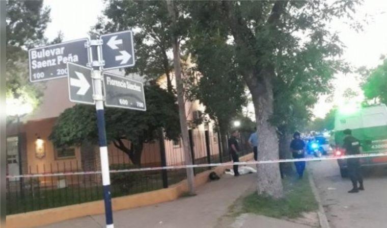 AUDIO: Un joven recibió un disparo en San Francisco y murió (Por: Osvaldo Soria).