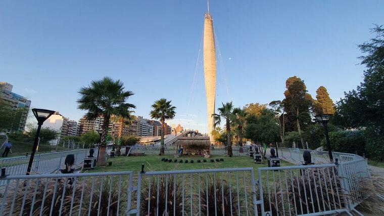 FOTO: El Árbol de Navidad de Córdoba