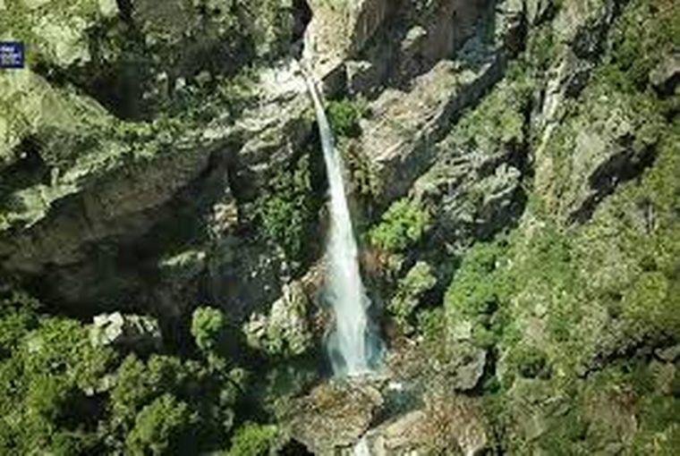 FOTO: Naciente Río Mina Clavero