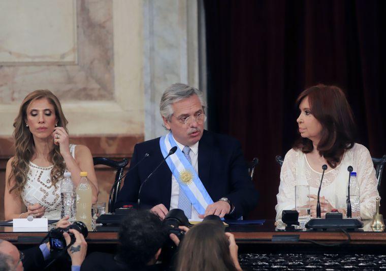 FOTO: Asunción Alberto Fernández