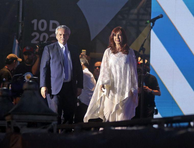 FOTO: Alberto Fernández, nuevo presidente argentino
