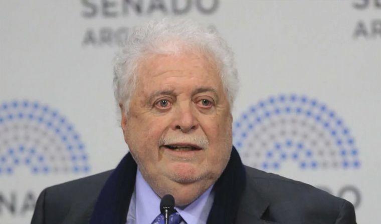 FOTO: Alberto Fernández encabezó la reunión en Casa Rosada.