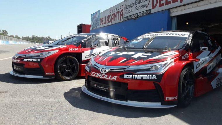 FOTO: Toyota apuesta a un cambio aerodinámico para pelear por el título
