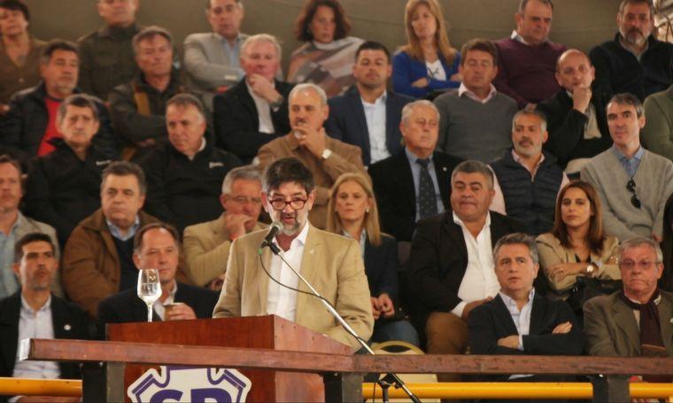 AUDIO: Luis Magliano, presidente de la Sociedad Rural de Jesús María.