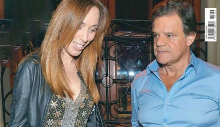 FOTO: Maria Eugenia Vidal y Quique Sacco confirmaron su noviazgo.