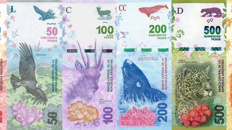Qué próceres estarán en los nuevos billetes