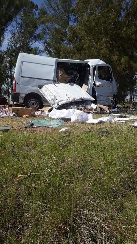 FOTO: Accidente fatal en Río Cuarto