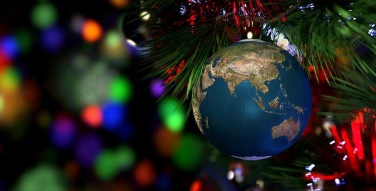 FOTO: Navidad en el mundo.
