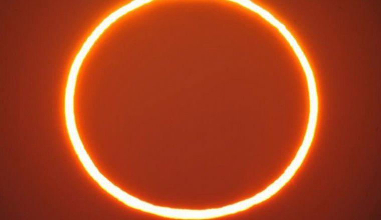 FOTO: El 14 de diciembre próximo se registrará un nuevo eclipse solar.