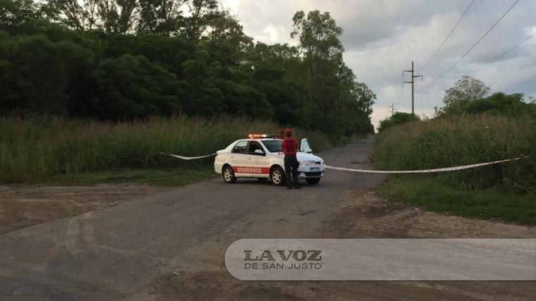 FOTO: Casermeiro estaba desaparecido desde hace siete días.