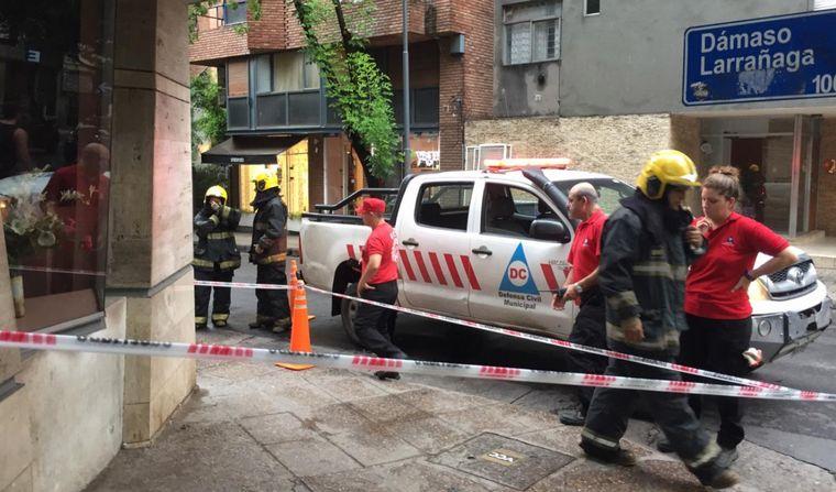 AUDIO: Un edificio de Nueva Córdoba se inundó por un atasco cloacal
