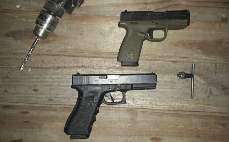 Un Policía mató a balazos a dos delincuentes en Glew