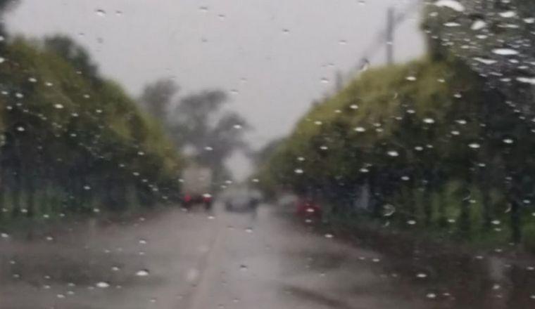 FOTO: Continuarán las precipitaciones aisladas en las próximas horas.