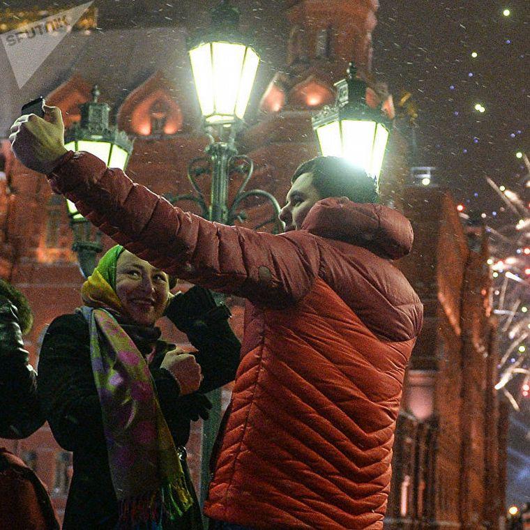 AUDIO: Año Nuevo ruso, un brindis por cada huso horario
