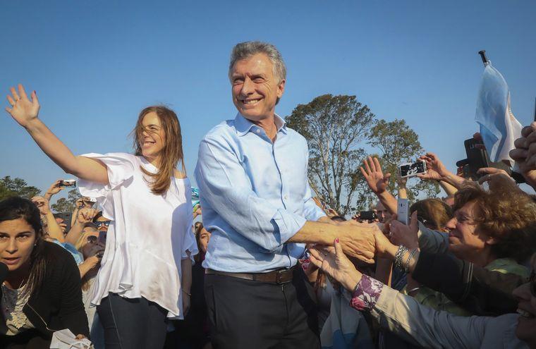 FOTO: Enrique Sacco es actual pareja de la ex gobernadora bonaerense.