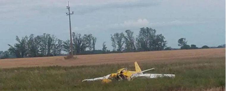 AUDIO: Cayó una avioneta en Santa Fe: murieron dos hermanos