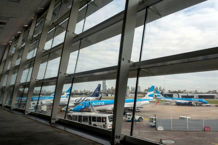 Aeroparque volverá a operar vuelos regionales