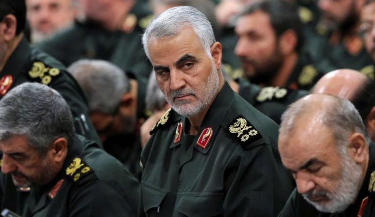 FOTO: Estados Unidos mató al poderoso general iraní, Qasem Soleimani (Foto: AP).