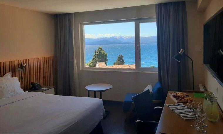 FOTO: Hampton by Hilton de Bariloche.