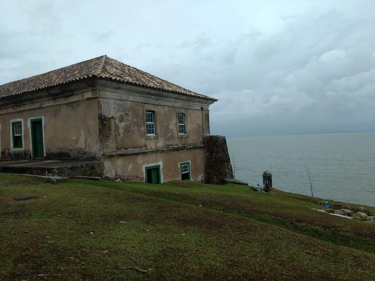 FOTO: Fortaleza de Santa Cruz, Florianópolis