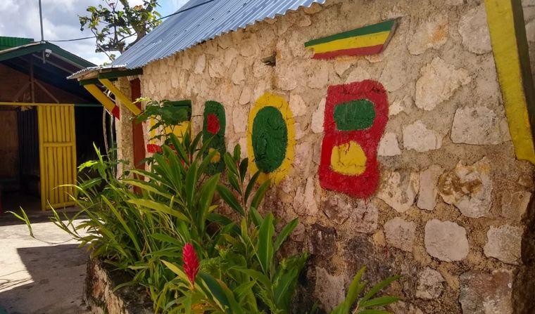 FOTO: Casa de Bob Marley en Jamaica