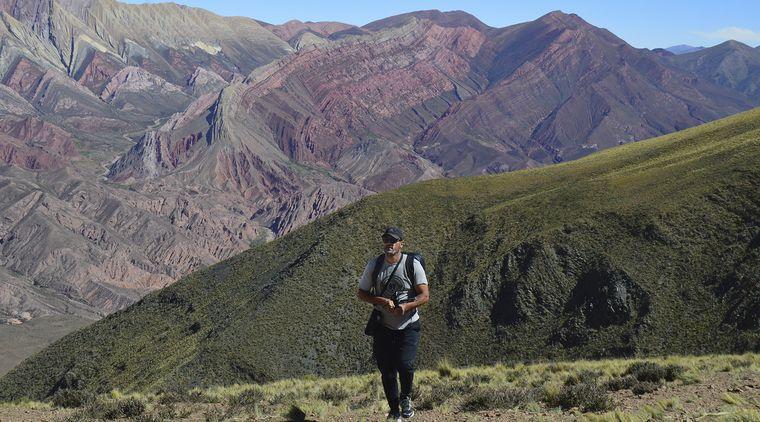 VIDEO: Cerro Hornocal - Jujuy
