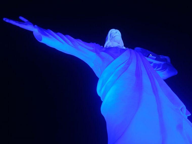 AUDIO: El Cristo Luz, un imperdible de Balneario Camboriú (Por Yeny Ortega)