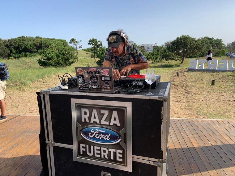 FOTO: Presentan la Ranger Raptor en Mar del Plata