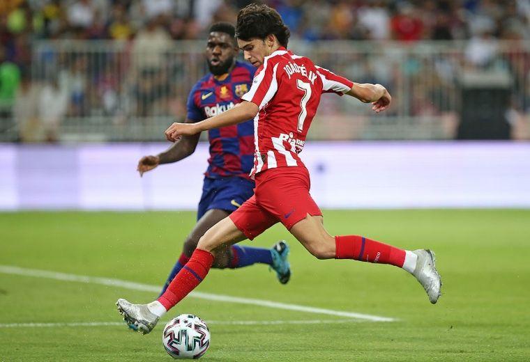 FOTO: Atlético de Madrid venció a Barcelona y es finalista.