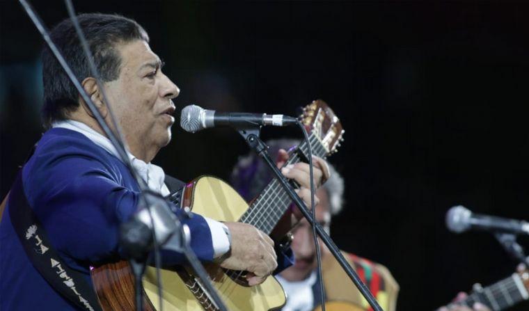 FOTO: Los Manseros abrieron la primera noche del Festival