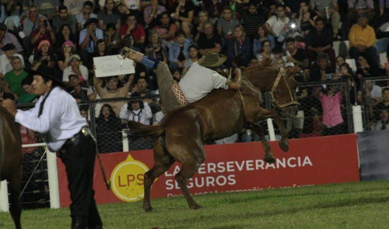 FOTO: La Zapada, directo desde Tucumán
