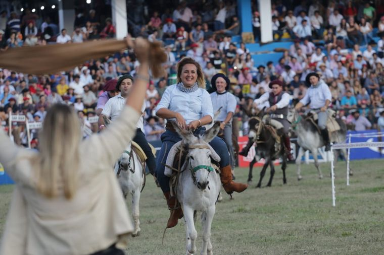 FOTO: Una multitud en la segunda velada del Festival de Jesús María