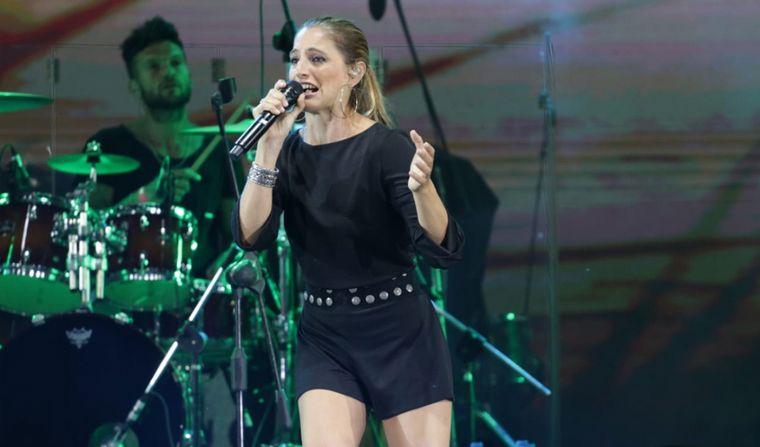 FOTO: Nati Pastorutti debutó como solista tras 23 años con La Sole