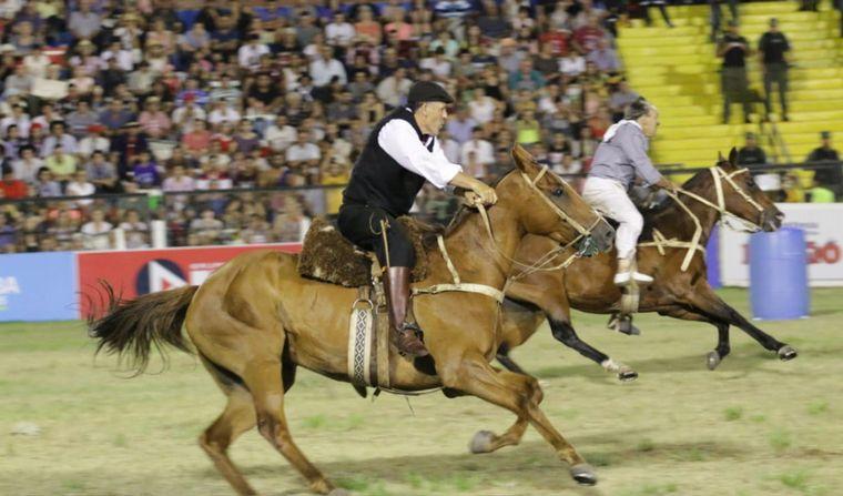 FOTO: 11º Campeonato Nacional de Destrezas Gauchas