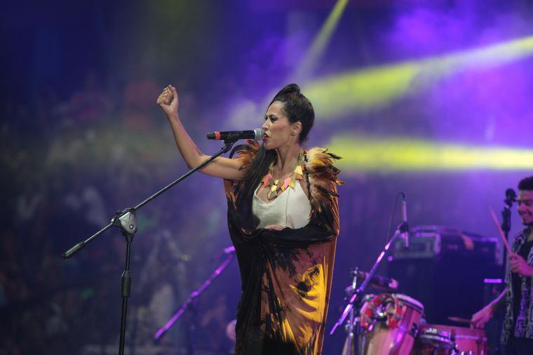 FOTO: Roxana Carabajal, la representante de Santiago del Estero