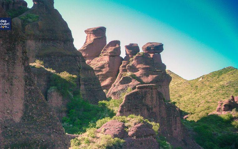 FOTO: Los Terrones - Capilla del Monte