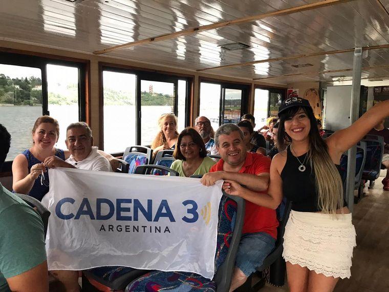 AUDIO: El catamarán tiene tres horarios diferentes (Por Eugenia Iérmoli)