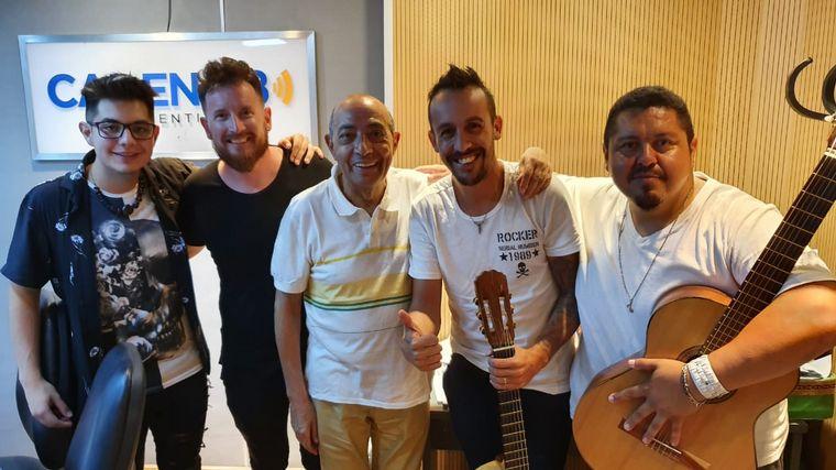 AUDIO: Ceibo repasó lo mejor del folclore en Juntos
