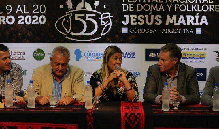 FOTO: Sexta noche del Festival de Jesús María.