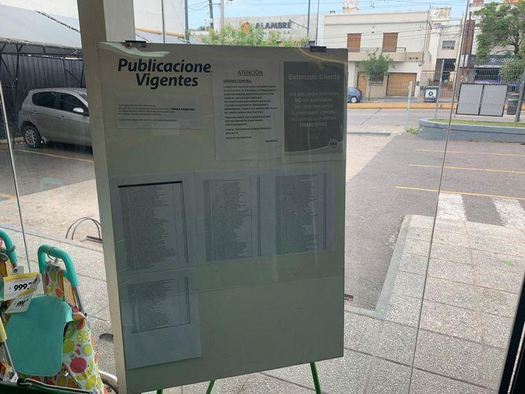 FOTO: Los Precios Cuidados ya llegaron a Córdoba
