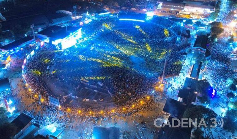 FOTO: Noche récord en Jesús María 2020.