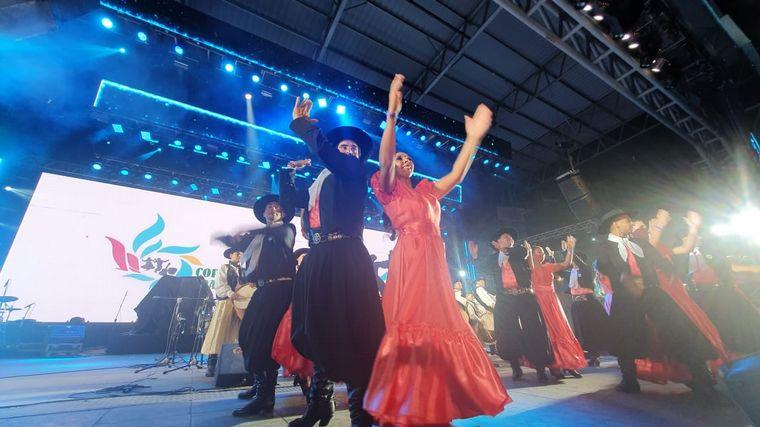 FOTO: Novena noche en el Festival Nacional de Doma y Folclore de Jesús María