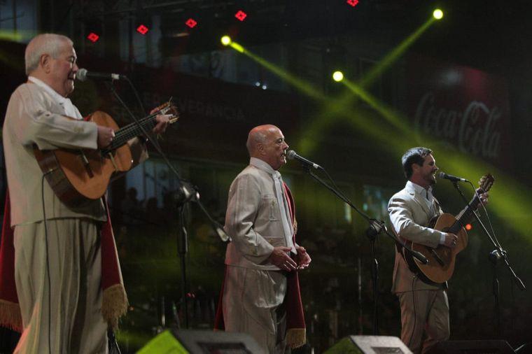 FOTO: Novena noche del Festival Nacional de Doma y Folclore