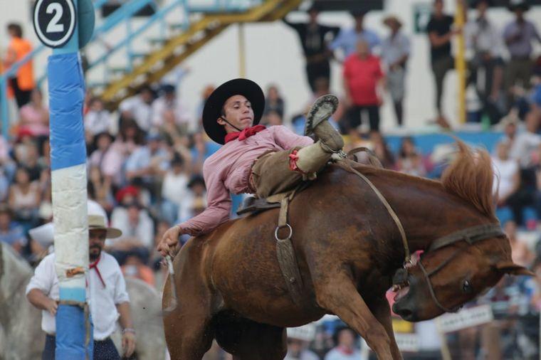 FOTO: Se definió el Campeonato de Jineteada