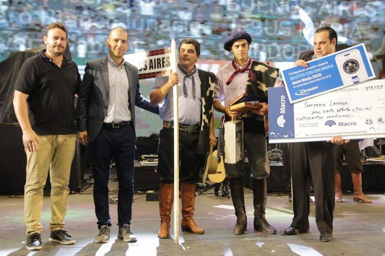 FOTO: Se definió el Campeonato de Jineteada de Jesús María