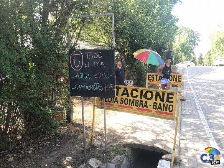 FOTO: Cabalango, el lugar de Punilla elegido por la familia